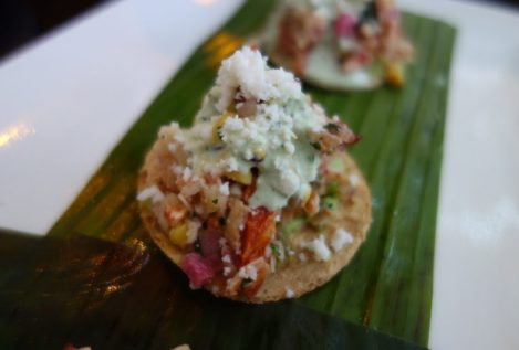 Maine Lobster Tostaditas