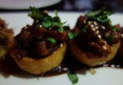 Pork Belly Sopes