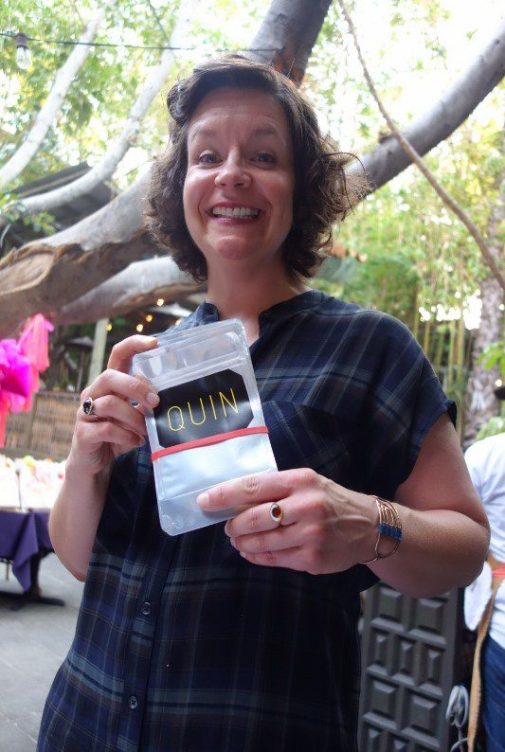 Quin Candy Founder Jami Curl