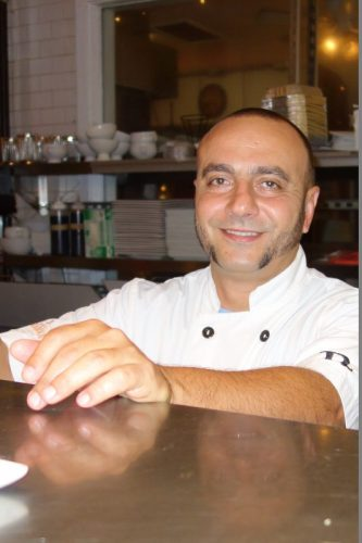 Chef Sevan Abdessian