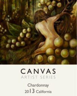 Canvas Wines 2013 Chardonnay