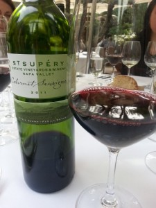 St Supery 2011 Cabernet Sauvignon