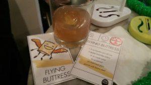 3pm Flying Buttress - Paris, Berlin, Rome
