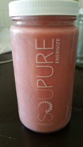 Energize (strawberry cashew)