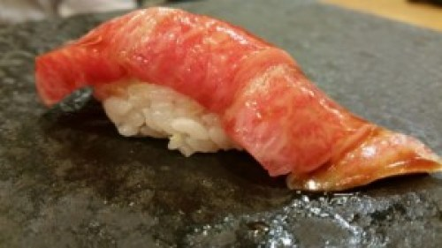 Toro (Fatty Blue Fin Tuna)