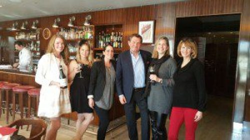 Ladies Lunch with Armando Fumanelli