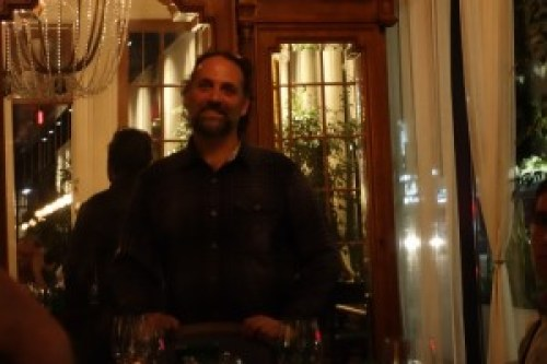 Tercero Winemaker Larry Schaffer