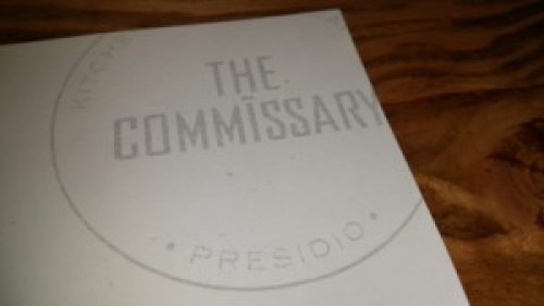 The Commissary SF