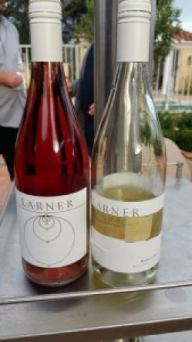 2014 Rose and 2014 Malvasia Bianca