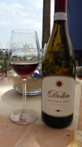 Dolin 2012 Pinot Noir Sta Rita Hills