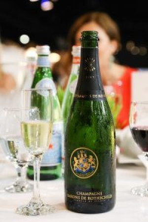 Barons de Rothschild Brut NV - Photo by eugeneshoots