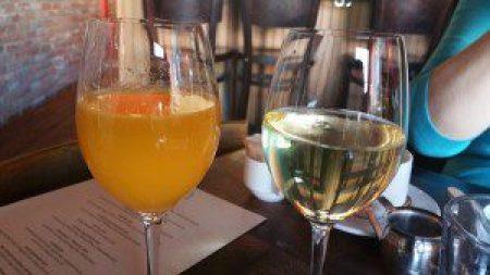 Mimosa and Cava