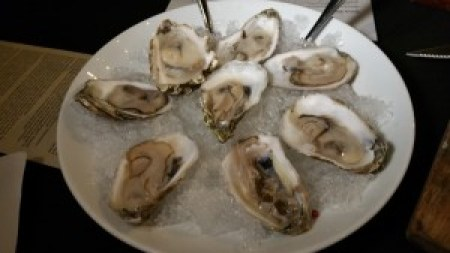Micro-Farmed Massachusetts Oyster