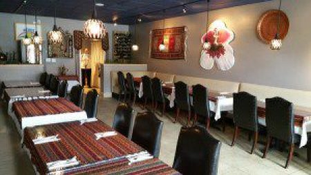 Niroj Kurdish Cuisine Dining Room