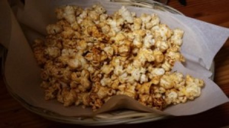 The Lark Popcorn