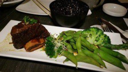 Slow Beef Tender Rib (tender rib slowly braised for tenderness and taste)