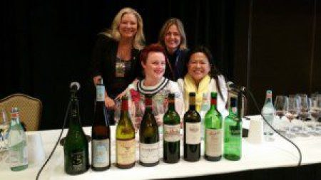 Women and the World's Wine Treasures