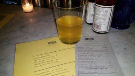 Wassail Cider Bar
