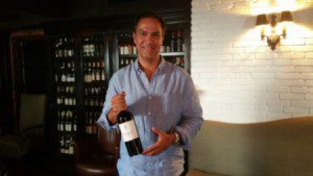 Winemaker Rodigo Soto