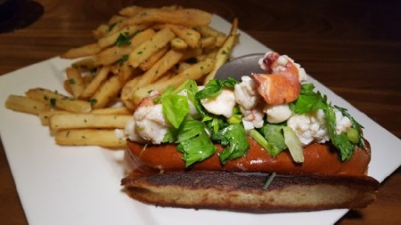 lobster-roll-warm-butter-poached-grilled-lemon-french-fries-2