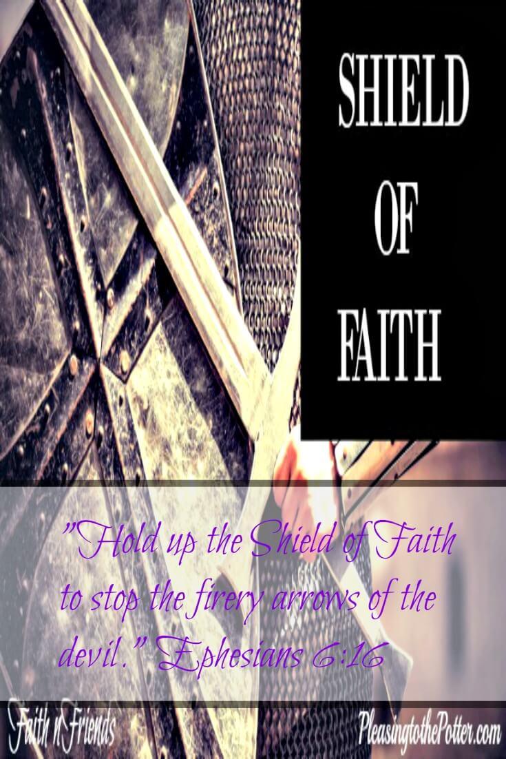 Armor of God-Shield of Faith