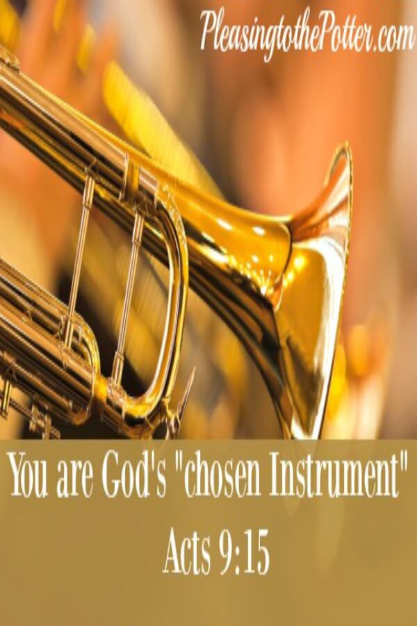 Chosen Instrument of God