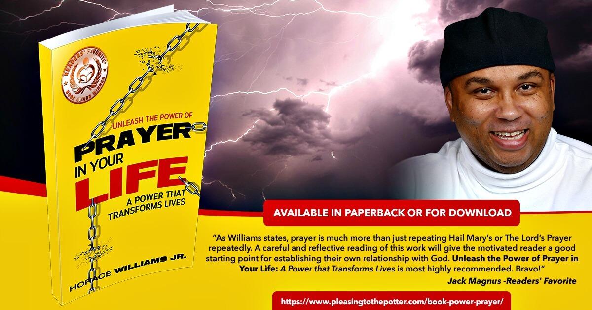 Award winning book on the power of prayer