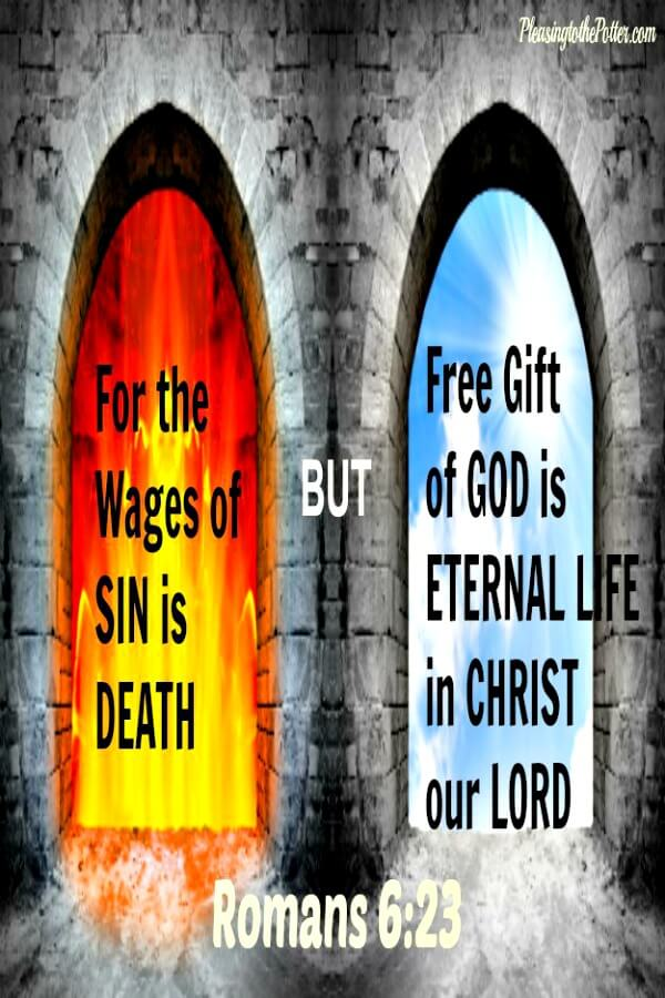 Where will YOU spend eternity ?