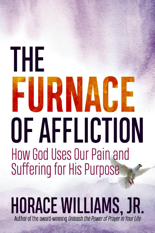 My Next Book-Furnace of Affliction