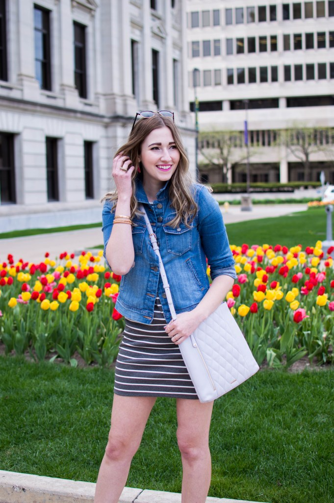casual in stripes