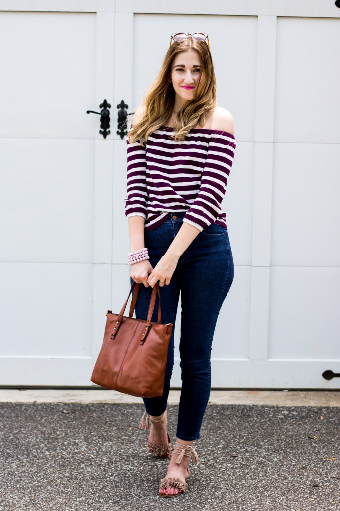 living in stripes