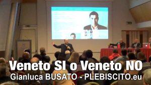 Gianluca Busato - VENETO SI o VENETO NO