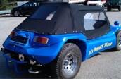 Stoffverdeck für Buggy - ans Fahrzeug angepasst