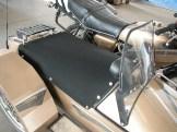 Beiwagen-Abdeckung aus Stoff-Verdeckmaterial
