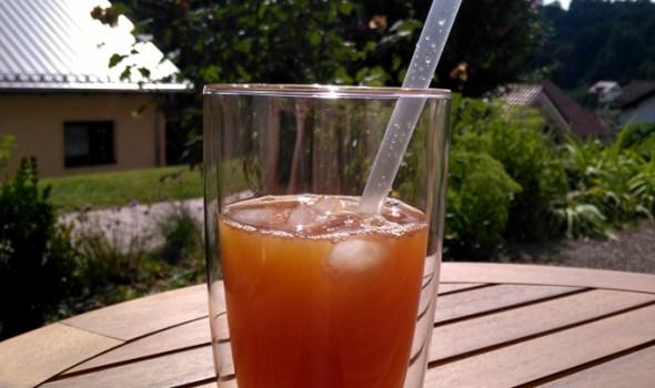 Eistee selber machen: General Lee's Best – Confederate Ice Tea