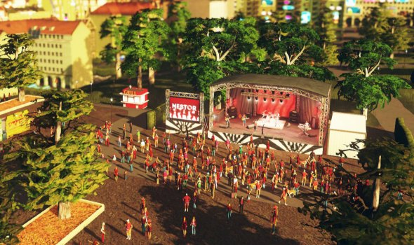[DLC-Review] Cities: Skylines – Concerts
