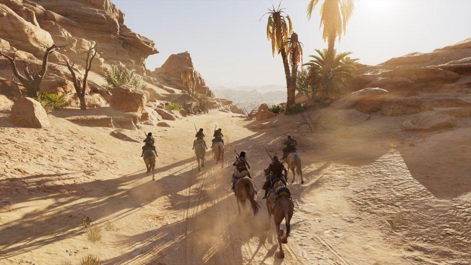 Assassins Creed Origins   Rebellen
