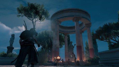 Assassins Creed Origins | Tempelriten