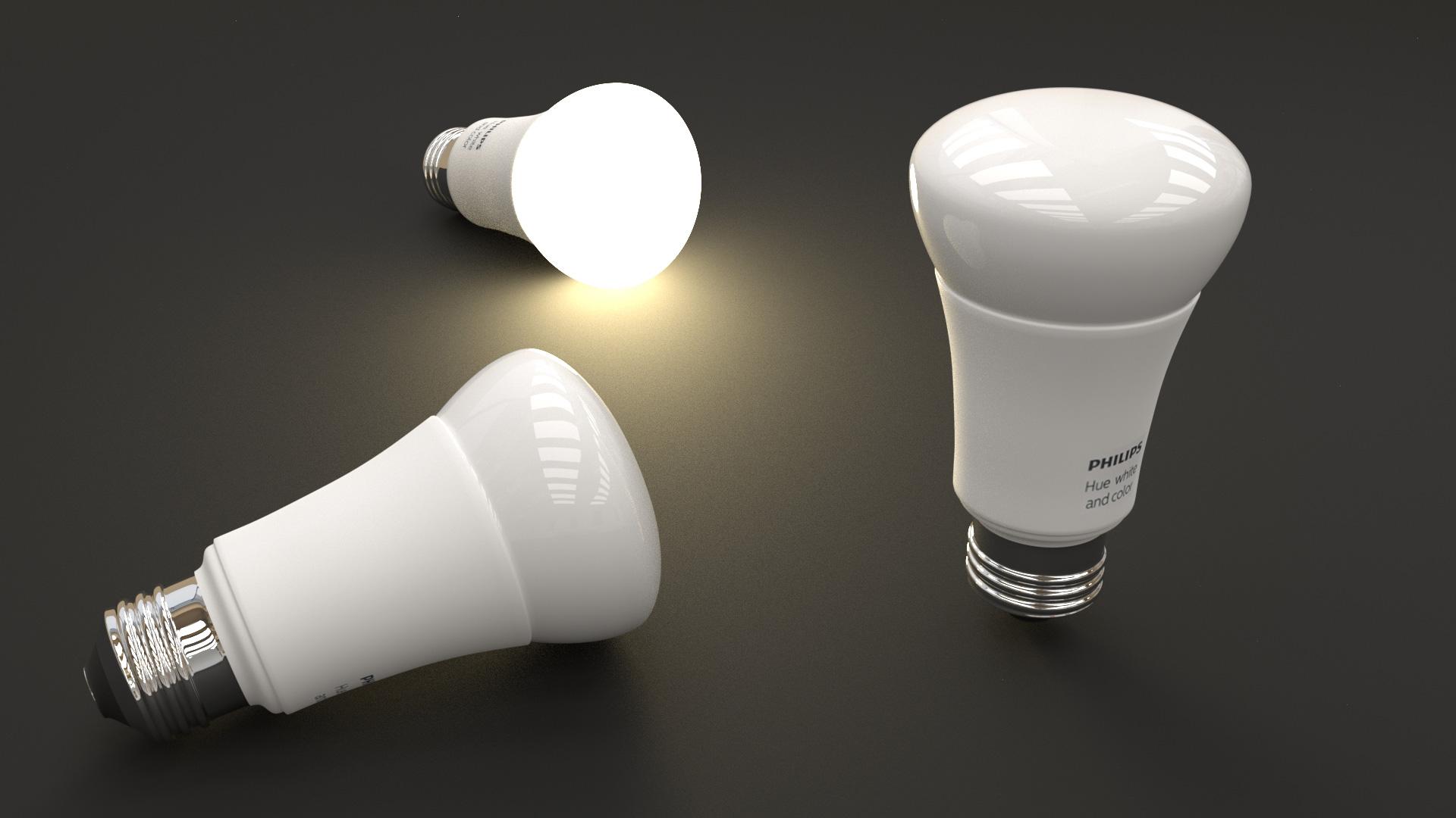 Philips Hue - Bunte Beleuchtung fürs Smart Home