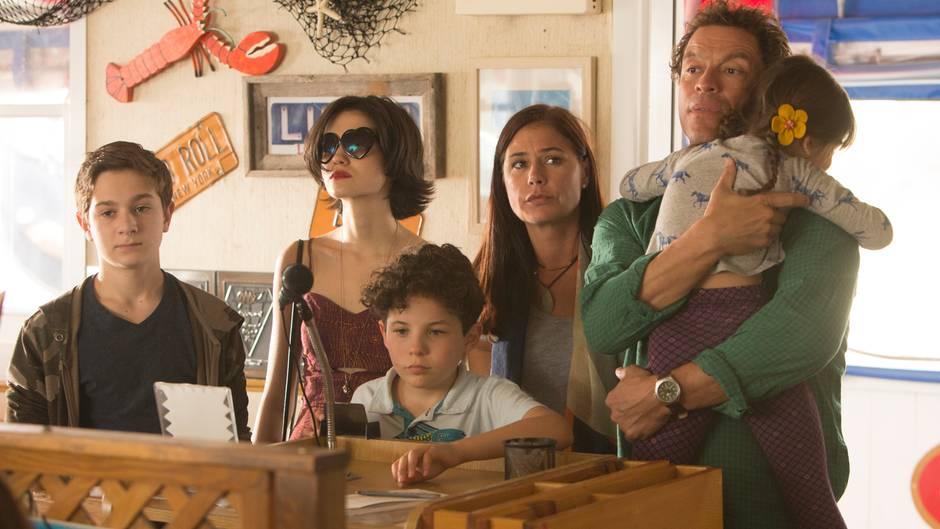 The Affair - Noah Solloway und Familie