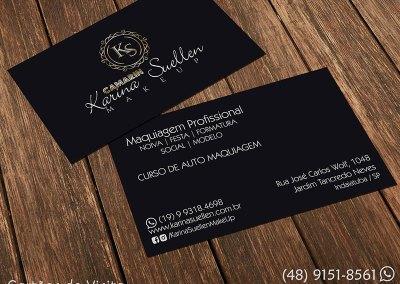 Cartão de visita - Karina Suellen