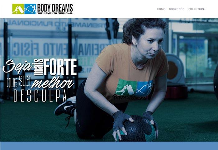 Body Dreams - Site