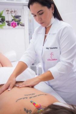 Estética - Massagem - Drenagem Linfática