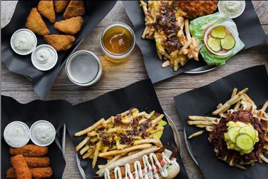 Toronto vegan restaurant guide vegandale brewery
