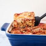vegan lasagna gluten free