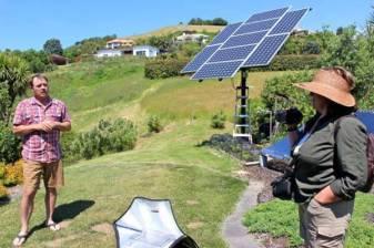 Solar power at Paul's