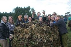 Compost makers PDC 2015