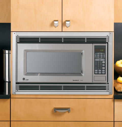 cu ft microwave ovens stainless steel