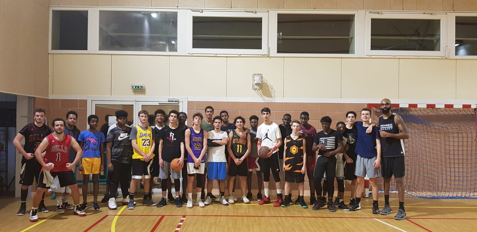 All Star Game U15-U17, décembre 2019