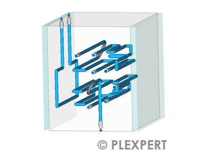 Cooling System in Plastic Industry